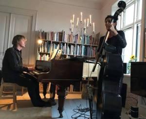 Carsten Kær og Nana Schwartzlose