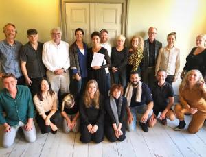 Højskolesangbogs udvalget og tekst/sangskrivere 2020